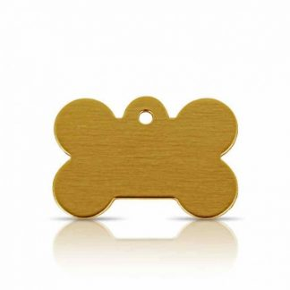 large-brass-bone-dog-tag