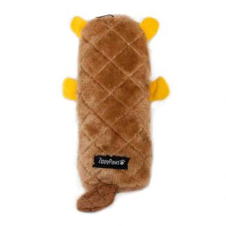 zippy-paws-large-squeakie-buddies-beaver-back