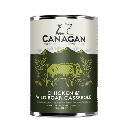 canagan-chicken-and-wild-boar-casserole-dog-food-tin