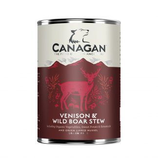 canagan-venison-and-wild-boar-stew-dog-food-tin