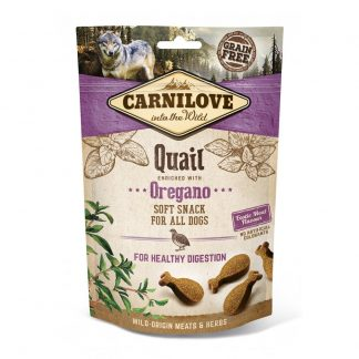 carnilove-semi-moist-dog-treats-quail-with-oregano