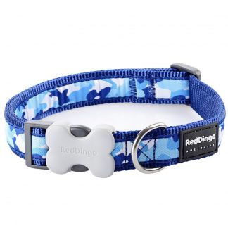 red-dingo-blue-camo-dog-collar