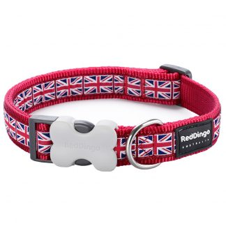 red-dingo-union-jack-dog-collar