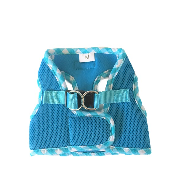 blue-step-in-dog-harness-back-view