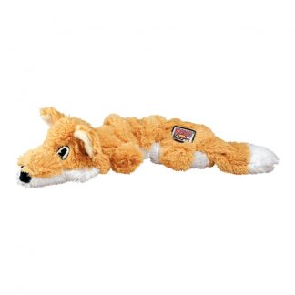 kong-scrunch-knots-fox-dog-toy