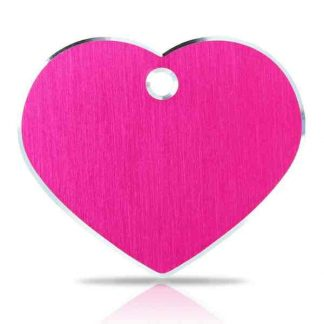 large-pink-heart-pet-tag