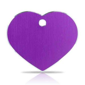 large-purple-heart-pet-tag