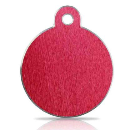 large-red-disc-pet-tag