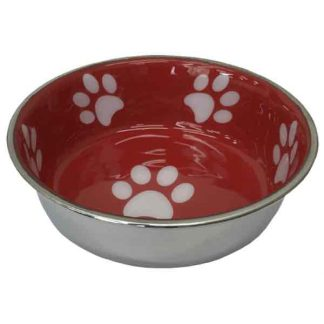 red-robusto-dog-bowl