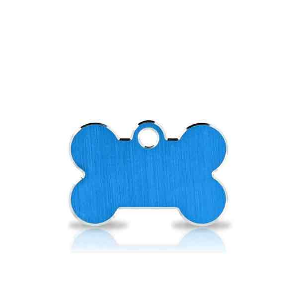small-blue-bone-pet-tag