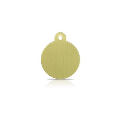 small-brass-disc-pet-tag