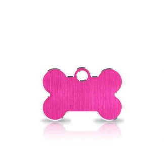 small-pink-bone-pet-tag