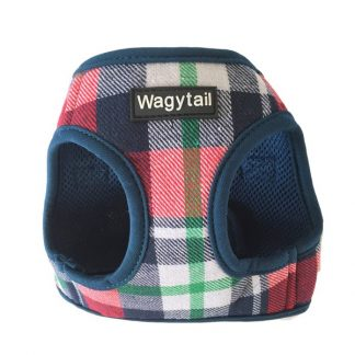 tartan-step-in-dog-harness