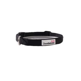 doodlebone-black-dog-collar