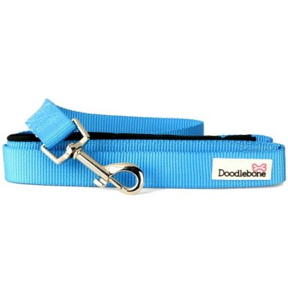 doodlebone-dog-lead-cyan