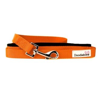 doodlebone-dog-lead-orange.