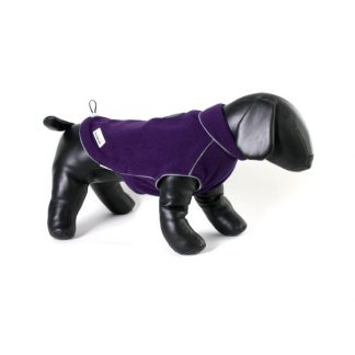 doodlebone-purple-fleece-dog-jacket