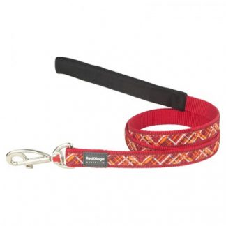 red-dingo-red-flanno-dog-lead