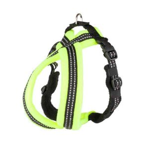 yellow-reflective-fleece-lined-harness