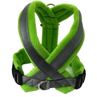 lime-fleece-lined-harness