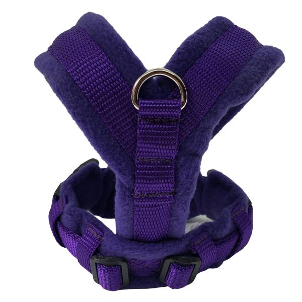 purple-fleece-lined-harness